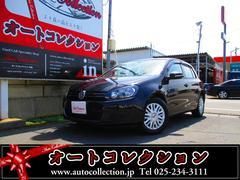 新潟県の中古車ならVW ゴルフ TSIトレンドライン ディーラー車 タイミングチェーン車