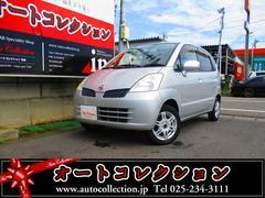 新潟県の中古車ならモコ Q タイミングチェーン車 アルミホイール ABS