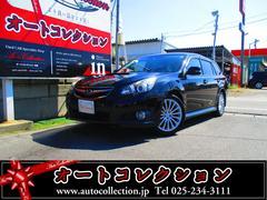 新潟県の中古車ならレガシィツーリングワゴン 2.5GT Sパッケージ マッキントッシュ HDDナビ