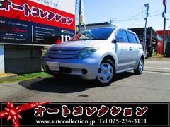 新潟県の中古車ならイスト 1.3F ワンオーナー キーレス タイミングチェーン車