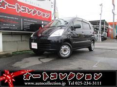 新潟の中古車 日産 モコ 車両価格 7万円 リ済込 平成16年 14.8万K ブラック