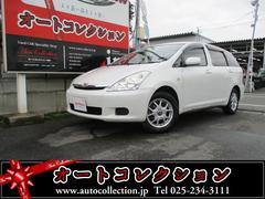 新潟県の中古車ならウィッシュ X タイミングチェーン車 CDデッキ キーレス ETC付