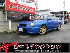 新潟県の中古車ならインプレッサ WRX STi 車高調 STIマフラー キセノンライト
