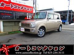 新潟の中古車 スズキ アルトラパン 車両価格 7万円 リ済別 平成14年 15.2万K ゴールド