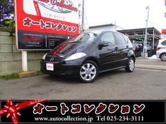 新潟県の中古車ならM・ベンツ A170 16インチアルミ ウィンカーミラー キーレス付