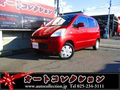 新潟の中古車 スズキ MRワゴン 車両価格 4万円 リ済別 平成14年 15.5万K レッド