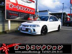 新潟県の中古車ならランサー GSRエボリューションIV マニュアル5速 ローダウン