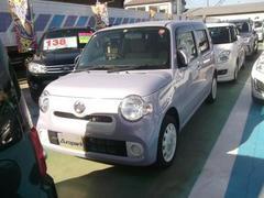 新潟の中古車 ダイハツ ミラココア 車両価格 115万円 リ済別 平成27年 0.8万K パープル