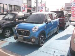 新潟の中古車 ダイハツ キャスト 車両価格 125万円 リ済別 平成27年 0.4万K ブルーII