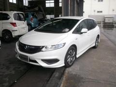 新潟の中古車 ホンダ ジェイド 車両価格 238万円 リ済別 平成28年 100K パールホワイト