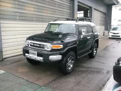 新潟県の中古車ならFJクルーザー カラーパッケージ 4WD リフトUP Mナビ地デジ