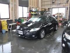 新潟の中古車 ホンダ CR−Z 車両価格 155万円 リ済別 平成22年 1.9万K ブラック