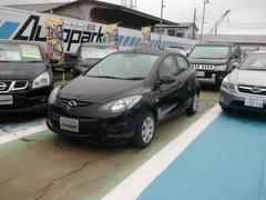 新潟の中古車 マツダ デミオ 車両価格 79.8万円 リ済別 平成24年 4.4万K ブラック