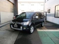 新潟県の中古車ならデリカD:5 G プレミアム 8人乗 HDDマルチ WオートSDr 4WD