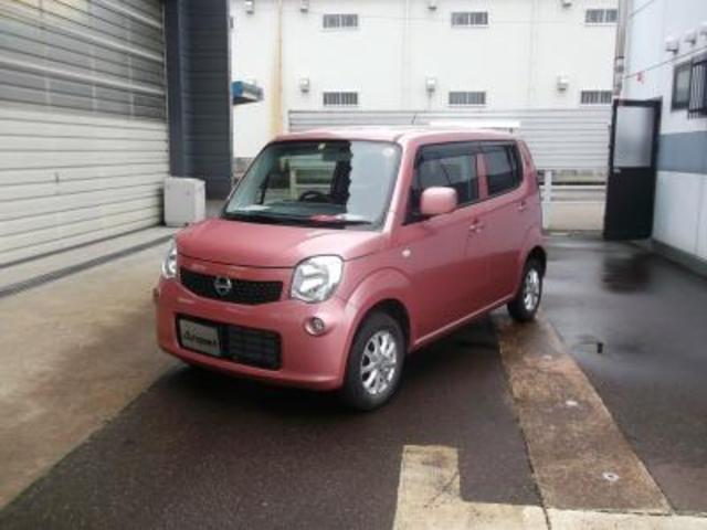 日産 S FOUR 4WD i-STOP CVT