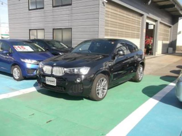 BMW X4 xDrive 28i Mスポーツ  HDDナビ地デジ...
