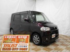新潟県の中古車ならタント RS ターボ ABS ETC