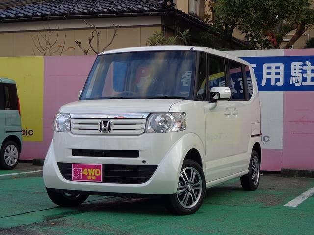 N BOX(ホンダ) G・ターボLパッケージ 中古車画像