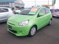 新潟県の中古車ならミラージュ M アイドリングストップ キーレスエントリー