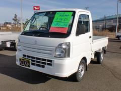 新潟県の中古車ならキャリイトラック KCエアコン・パワステ 4WD 5速マニュアル