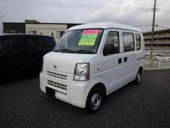 新潟県の中古車ならクリッパーバン DX ハイルーフ 4WD