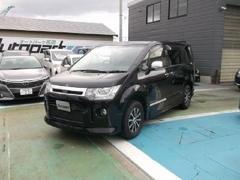 新潟県の中古車ならデリカD:5 ローデストGパワーパッケージ4WD HDDナビ フルセグTV