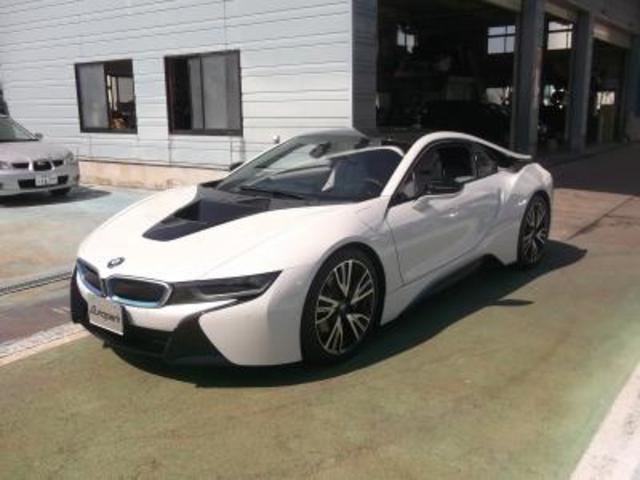 BMW i8 ハイブリッド 4WDターボ HDDナビ革シート (検...