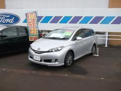 新潟県の中古車ならウィッシュ 1.8G CVT Mナビ地デジ