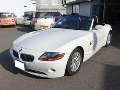 BMW Z42.5i ディーラー車 右ハンドル