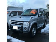 新潟県の中古車ならパジェロミニ VR パワーステアリング キーレス HDDナビ