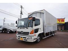 新潟県の中古車ならヒノレンジャー 2.95t ワイドベッド付 電動アルミウイング