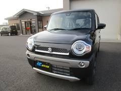 新潟県の中古車ならハスラー X 4WD 15インチアルミ HID