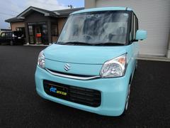 新潟県の中古車ならスペーシア 4WD X 全方位モニター付メモリーナビ TV
