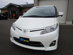 新潟県の中古車ならエスティマ 4WD 2.4アエラス Gエディション