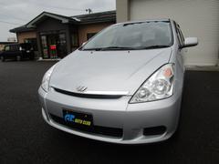 新潟の中古車 トヨタ ウィッシュ 車両価格 39万円 リ済別 平成15年 7.1万K シルバー
