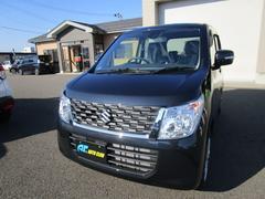 新潟の中古車 スズキ ワゴンR 車両価格 135万円 リ済別 平成28年 4K ブラック