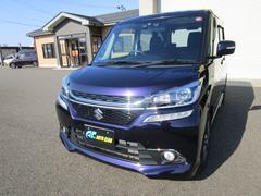 新潟県の中古車ならソリオバンディット 4WD ハイブリッドMV ナビ TV