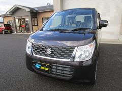 新潟県の中古車ならワゴンR 4WD FXリミテッド