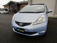 新潟の中古車 ホンダ フィット 車両価格 72万円 リ済別 平成20年 5.2万K ライトブルー