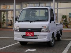 サンバートラックTB 4WD 5速マニュアル パワステ エアバッグ