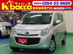 新潟県の中古車ならキャロル GS 5MT 新品タイヤ 新品フロアマット ナビ TV