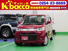 新潟県の中古車ならワゴンRスティングレー X 純正CDデッキ HID ETC