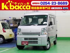 新潟県の中古車ならミニキャブバン M ハイルーフ 4WD 5MT 届出済未使用車