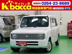 新潟県の中古車ならアルトラパン L 4WD キーレス Wエアバッグ