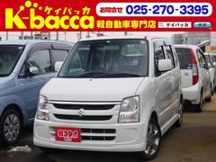 新潟の中古車 スズキ ワゴンR 車両価格 33.8万円 リ済別 平成18年 7.3万K パールホワイト