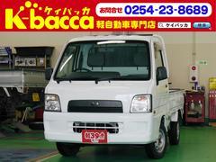 サンバートラックTB 4WD AT車 社外CDデッキ エンジンスターター