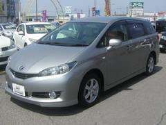 新潟県の中古車ならウィッシュ 2.0G 禁煙車