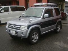 新潟県の中古車ならパジェロミニ エクシード 4WD フルセグメモリーナビ