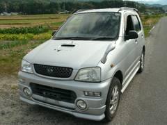 新潟県の中古車ならテリオスキッド エアロダウン 4WD