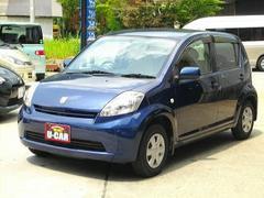 新潟県の中古車ならパッソ X Fパッケージ スマートキー CD